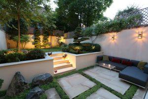 طراحی باغ ژاپنی