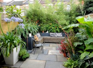 اجرای باغ کوچک