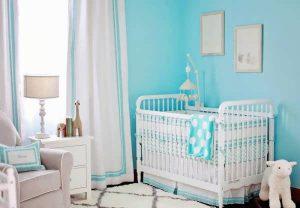 اتاق نوزاد پسر