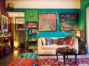 ترکیب رنگ خانه