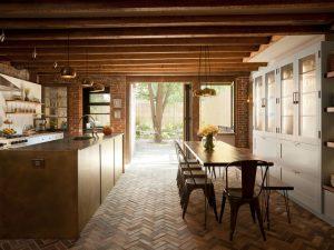 آجر تزئینی آشپزخانه