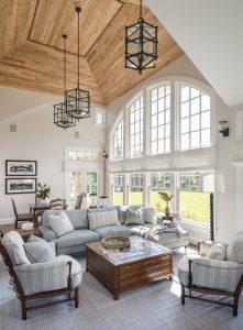 اتاق چوبی