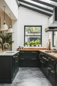 افزودن سبک به کابینت آشپزخانه
