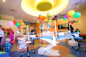 مطب دندانپزشکی کودکان